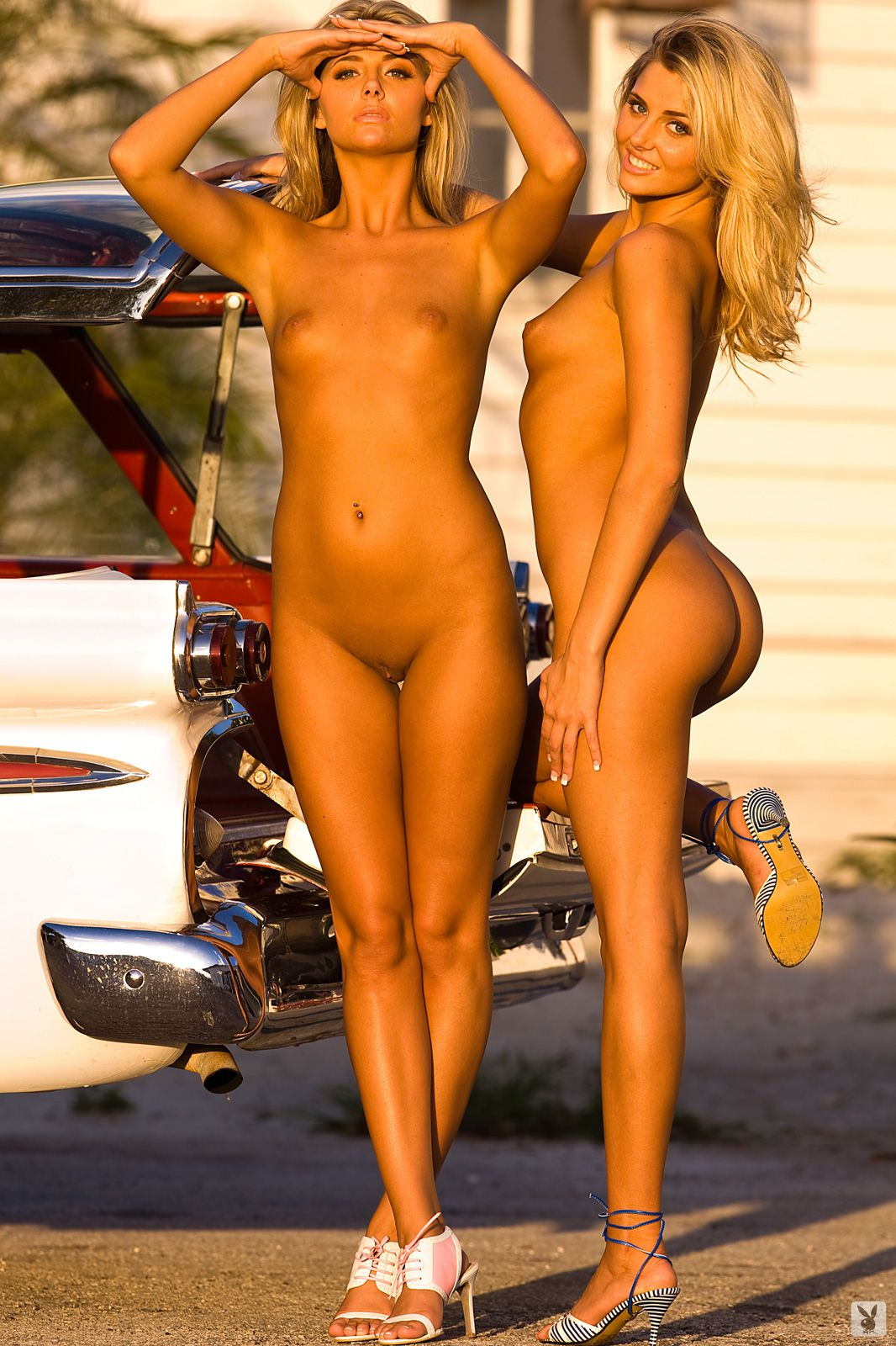 The shannon twins nude
