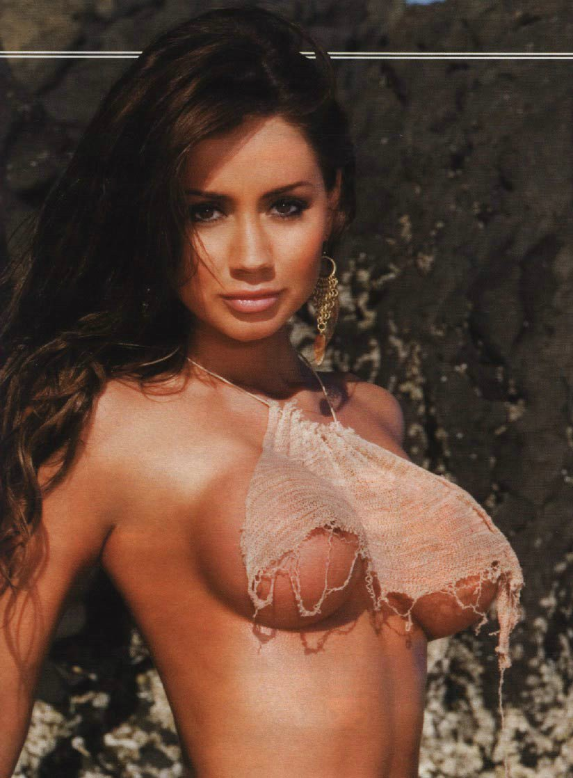 krystal campbell nude pics
